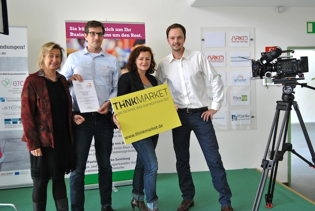 Photo of Stellenanzeigen im Bewegtbild: thinkmarket mit neuer Idee im GTC