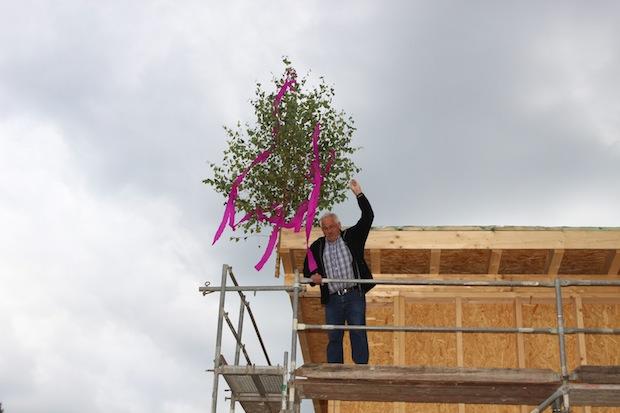 Photo of DLRG Wipperfürth feiert Richtfest