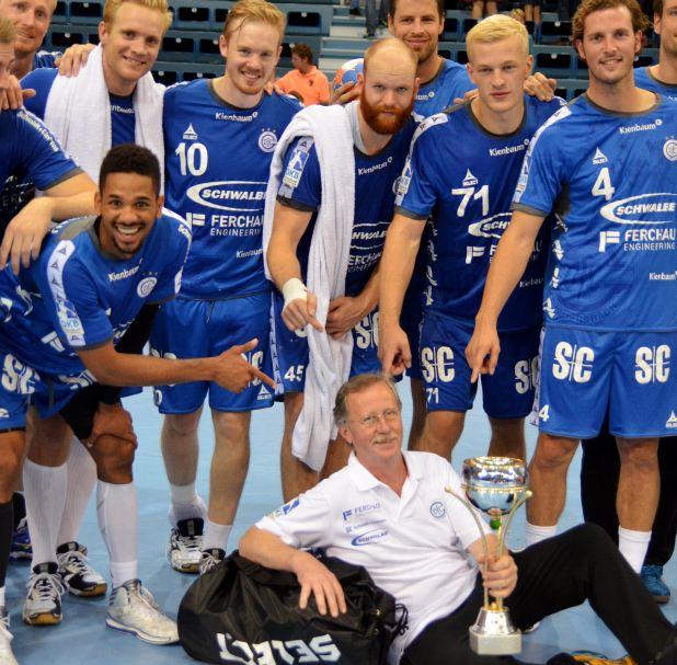 VfL gewinnt Select Cup / Text und Bilder : Uwe Schlegelmilch