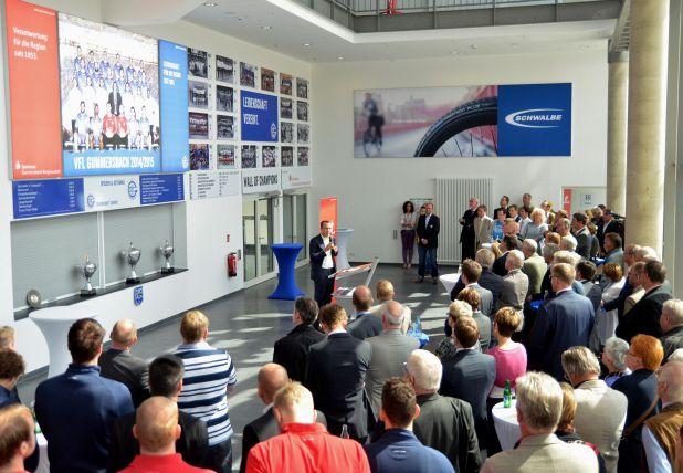 Photo of VfL Gummersbach eröffnet Wall of Fame