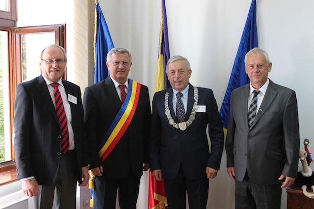 Photo of Wiehler Delegation besucht Bistritz