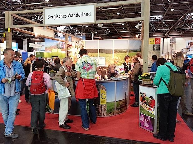 Photo of Wanderregion Hückeswagen präsentiert sich in Düsseldorf