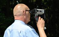 Geschwindigkeitskontrollen der Polizei und der Bußgeldstelle
