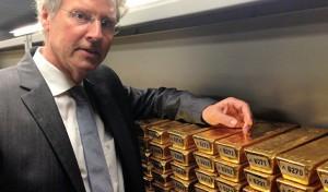 Flosbach besucht Bundesbank in Frankfurt