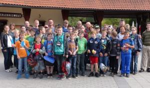 Bildungsfahrt in den Zoo Gelsenkirchen