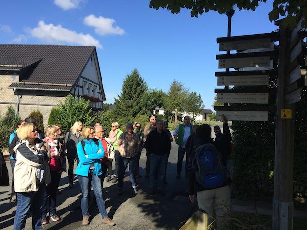 Bild von Bergischer Tourismus lernt im Sauerland