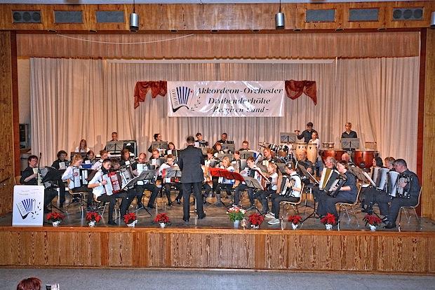 Photo of Akkordeon-Orchester Drabenderhöhe-Bergisch Land lädt zum Jahreskonzert ein