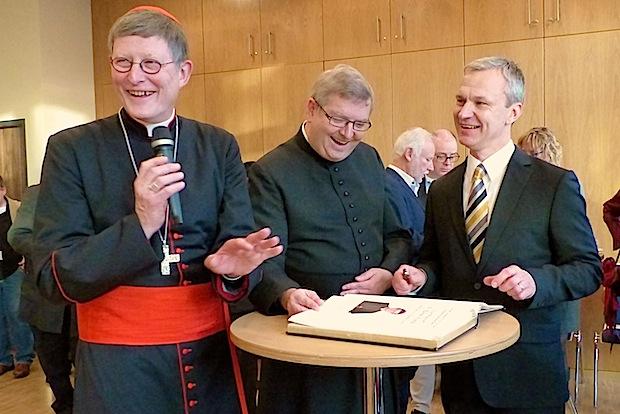 Photo of Kardinal zum Antrittsbesuch in Lindlar