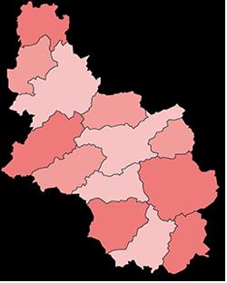 Einzugsgebiet von Oberberg-Nachrichten