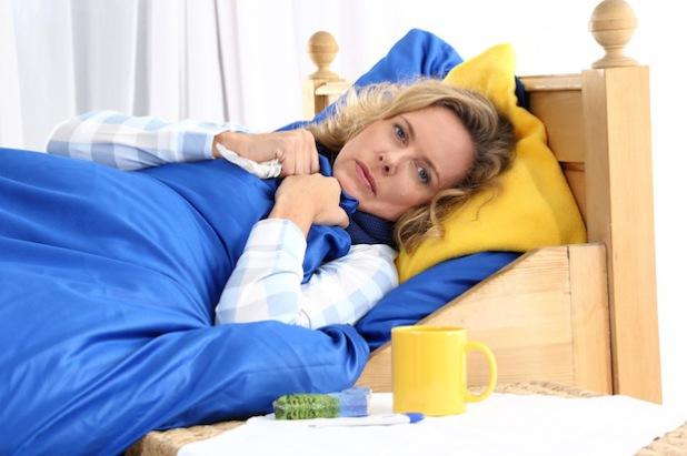 Gerade in den Wintermonaten hat man sich schnell einen grippalen Infekt eingefangen (Foto: djd/Boehringer Ingelheim/BoxaGrippal).