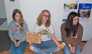 HGN-Schüler sammeln für einen guten Zweck