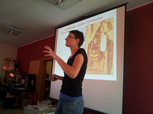 Dr. Pia Aumeier - Foto: NABU Oberberg