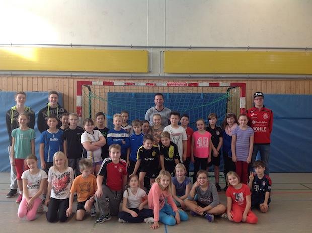 Photo of Ein Handballprojekt mit Zukunft
