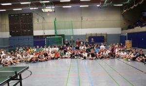 "Gesamtschule Marienheide beim ""Milchcup"" 2014"