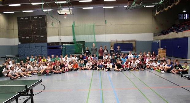 "Photo of Gesamtschule Marienheide beim ""Milchcup"" 2014"