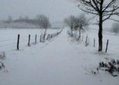 Winter hält Einzug ins Oberberbergische