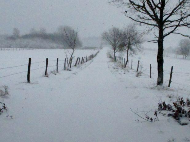 Photo of Winter hält Einzug ins Oberberbergische
