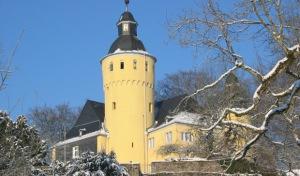 Schloss Homburg: Geschichten, Jazz und Weihnachtsführung