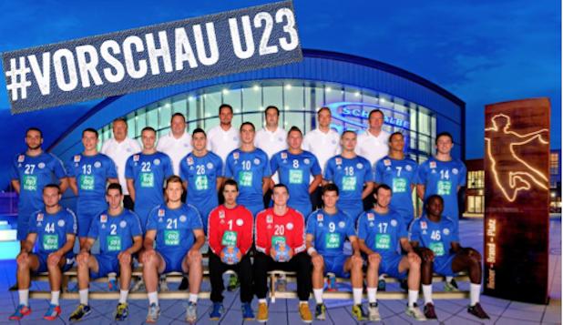 U23  Quelle: Handballakademie VfL Gummersbach