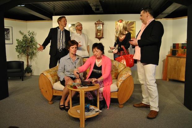 Photo of Komödienjahresauftakt 2015 im Losemund Theater Bergneustadt
