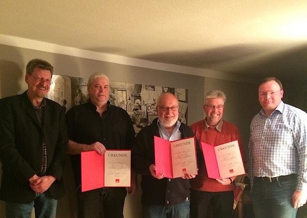 Photo of SPD Morsbach ehrt Jubilare und vollzieht einen Jahresrückblick