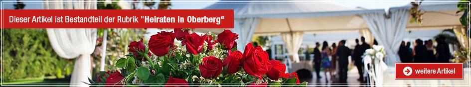 Heiraten in Oberberg