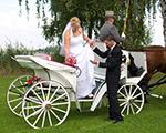 Hochzeitsautos/-kutschen
