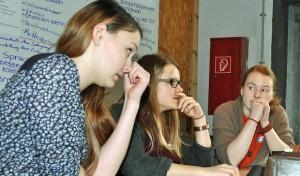 Jugendwerkstatt im Rahmen des LEADER-Wettbewerbs