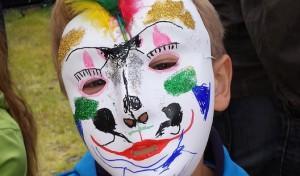 """Kreatives Angebot auf Schloss Homburg: """"Venezianische Karnevalsmasken gestalten"""""""