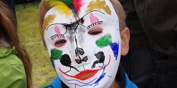 """Photo of Kreatives Angebot auf Schloss Homburg: """"Venezianische Karnevalsmasken gestalten"""""""