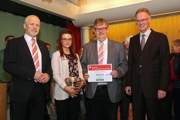 """Photo of """"Unser Dorf hat Zukunft"""": Dahl gewinnt Sonderpreis"""