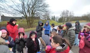 Jugendtreff Krawinkel erkundet die Bergneustädter Umgebung