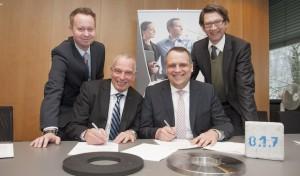 Oberbergischer Kreis besiegelt Partnerschaft mit dem Deutschen Zentrum für Luft- und Raumfahrt