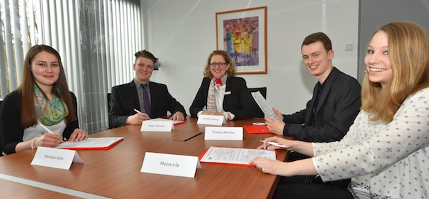 Photo of Sparkasse der Homburgischen Gemeinden: Weichen gestellt