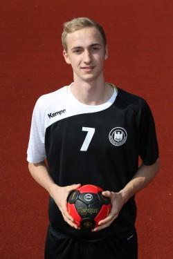 Florian Baumgärtner - Quelle: VfL Handball Gummersbach GmbH