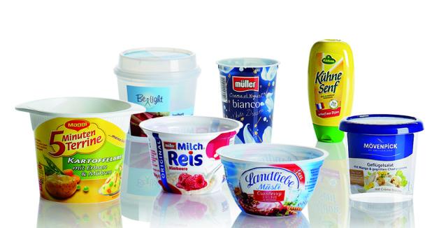 GIZEH stellt Kunststoffverpackungen für viele bekannte Markenhersteller her (Foto: Gizeh).