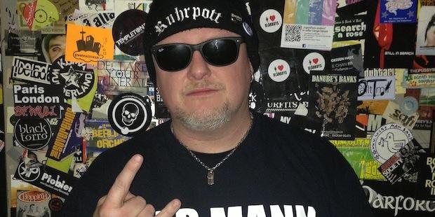 "Photo of Markus Krebs mit ""Hocker-Rocker"" in Gummersbach"