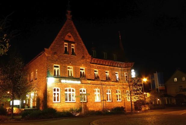 Die Volksbank in Morsbach (Foto: C. Buchen)