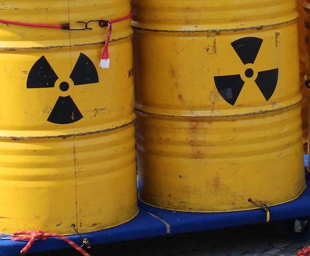 Bild von Entwarnung: Radioaktiver Müll nicht gefährlich