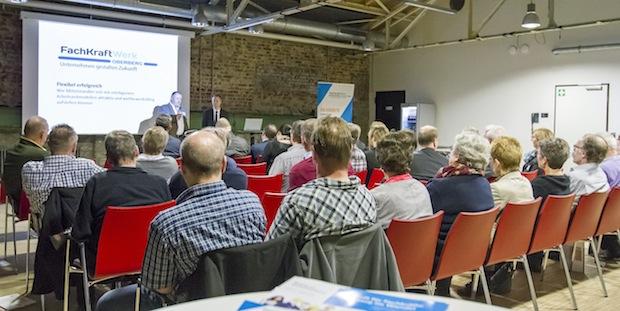 Photo of Chancen durch flexible Arbeitszeiten: Fachkraftwerk-Veranstaltung war erfolgreich