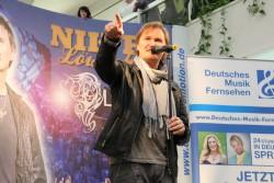 Foto: Nik P. war der heutige Stargast im EKZ in Gummersbach.