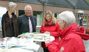 Mit Hilfe ehrenamtlicher Multiplikatoren zu mehr Sicherheit für Senioren