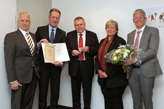 Photo of Seltenes Jubiläum bei der Volksbank Oberberg