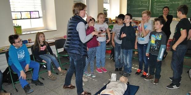 Photo of Ersthelfer-Ausbildung: Kinder können Lebensretter sein