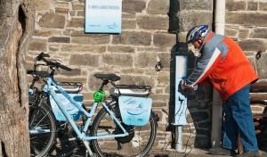 Mit dem E-Bike durch das Ferienland Reichshof