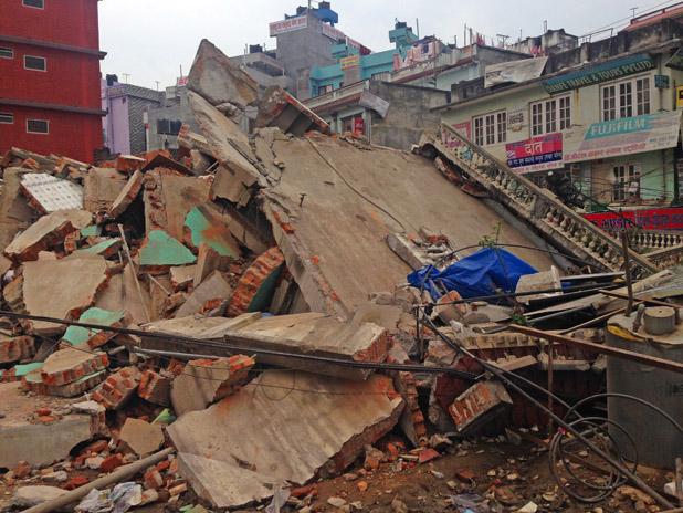 Photo of Spendenaufruf für Erdbebenopfer in Nepal
