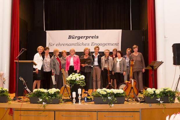 """Photo of """"Bücherei für Nümbrecht e.V."""" erhält 10. Bürgerpreis der CDU"""