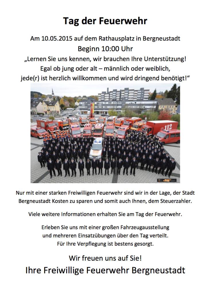Quelle: Freiwillige Feuerwehr Bergneustadt