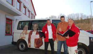 Johanniter-Unfall-Hilfe sucht weitere Fördermitglieder für ihre Dienste