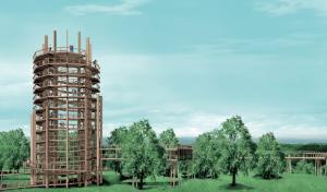 Naturerlebnispark Panarbora öffnet am 1. September